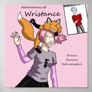 Poster de Wristance
