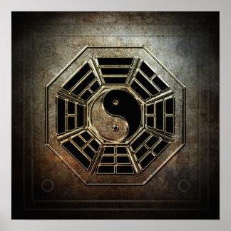 Poster de Yin Yang Bagua Póster