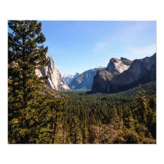 Poster de Yosemite Fotografías