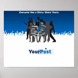 Poster de YourPost