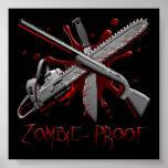 Poster de Zombie_Proof