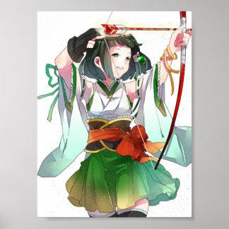 poster del 石神翠 (Midori Ishigami)