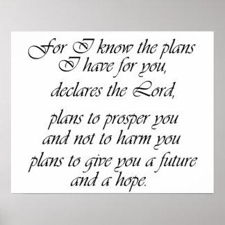 Poster del 29:11 de Jeremiah