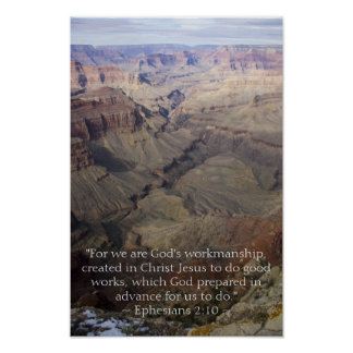 Poster del 2:10 de Ephesians