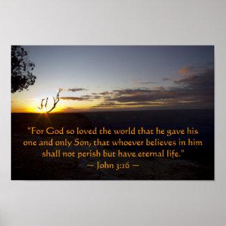 Poster del 3:16 de Juan