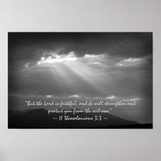 Poster del 3:3 de 2 Thessalonians