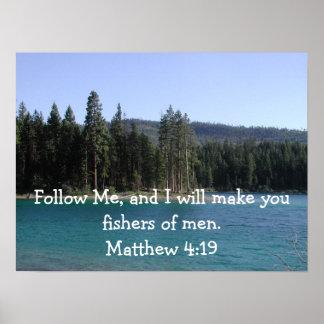 Poster del 4:19 de Matthew
