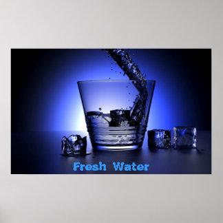 Poster del agua