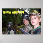 Poster del airsoft de Nova