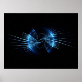 poster del ala de la mosca