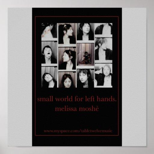 poster del álbum de debut