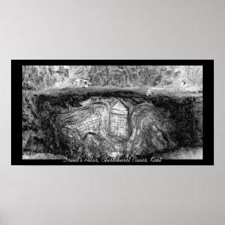 Poster del altar del druida