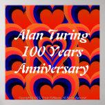 Poster del amor de Alan Turing