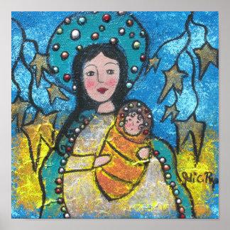 Poster del amor de madre