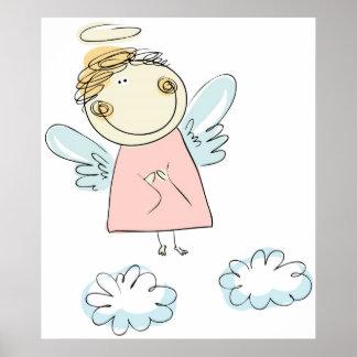 Poster del ángel