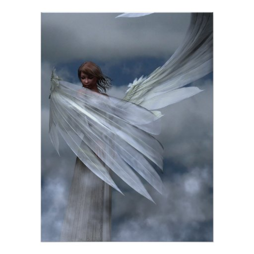 Poster del ángel de guarda