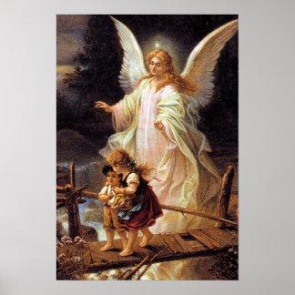 Poster del ángel de guarda póster