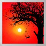 Poster del árbol de Joey
