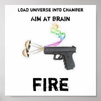 Poster del arma de Shroom