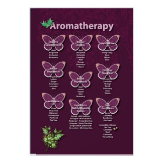 Poster del Aromatherapy en Borgoña