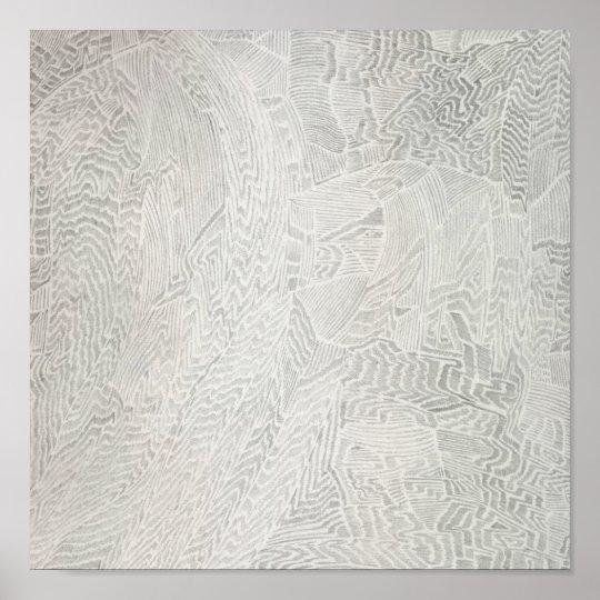 Poster del arte abstracto