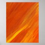 Poster del arte de CricketDiane - luz de un fuego