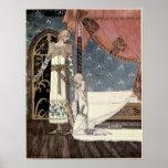 Poster del arte de la fantasía de Kay Nielsen
