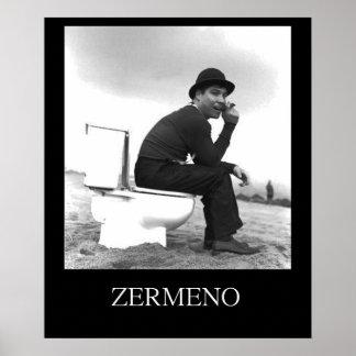 Poster del arte de Zermeno