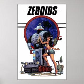 Poster del avance de Zeroids