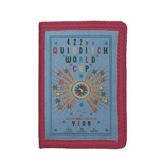 Poster del azul del mundial de Quidditch
