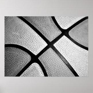 Poster del baloncesto póster