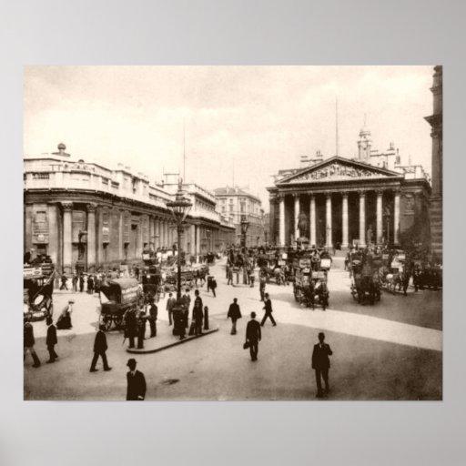 Poster del Banco de Inglaterra
