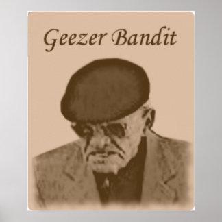 POSTER DEL BANDIDO DEL GEEZER