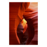 Poster del barranco del antílope