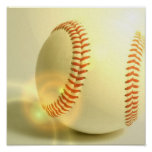 Poster del béisbol