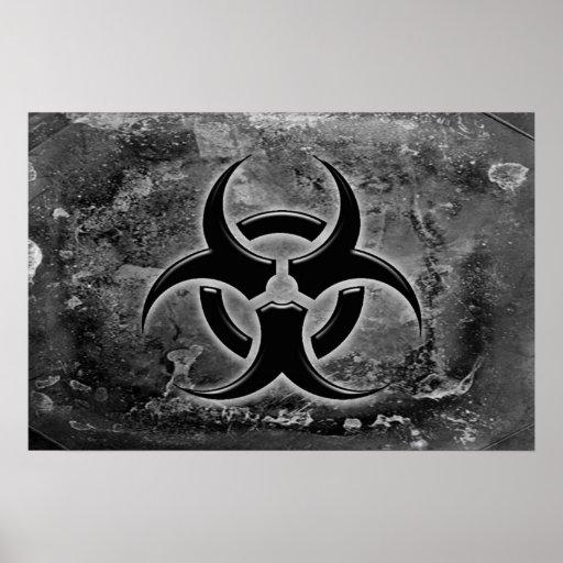 poster del biohazard