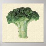 Poster del bróculi