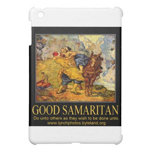 Poster del buen samaritano