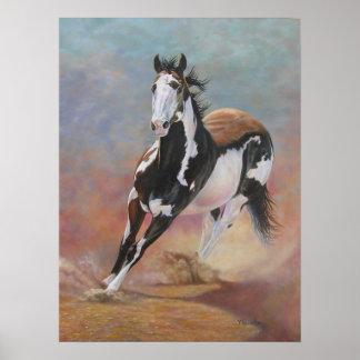Poster del caballo - Sammy