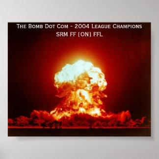 Poster del campeón de SRM 2004