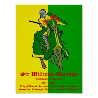 Poster del campeón del torneo del mariscal de Guil