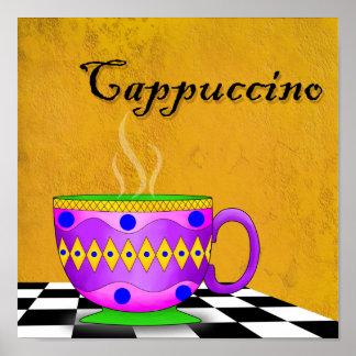 Poster del Cappuccino