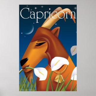 Poster del Capricornio de Idolz