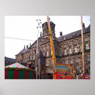 Poster del carnaval de Amsterdam
