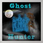 Poster del cazador del fantasma