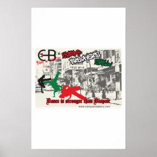 Poster del CBC de Chantal Parratt