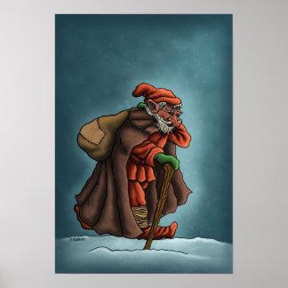 poster del chaval del navidad