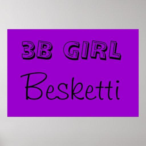 poster del CHICA 3B: Problema de Besketti