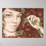 Poster del chica de las hiedras