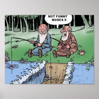 Poster del chiste de Moses